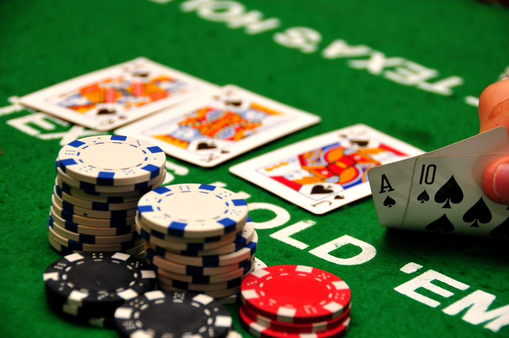Come giocare a texas holdem poker